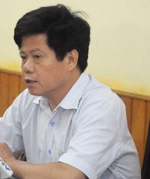 Thầy giáo Nguyễn Ngọc Năm