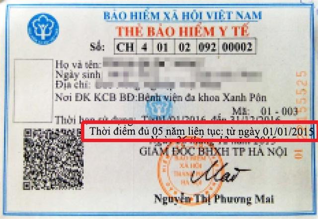 Kỳ 2 - BHXH VN nghiêm túc khắc phục thiếu sót trên thẻ BHYT - 1