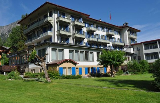Swiss College of Hospitality Management, Campus in Lenk