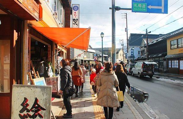 Hoài cổ với văn hóa sushi ở Otaru - 16