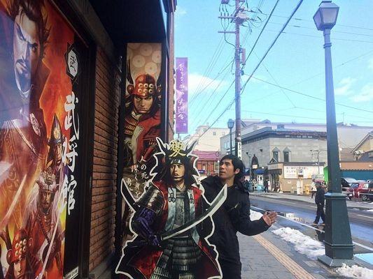Hoài cổ với văn hóa sushi ở Otaru - 17
