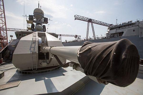 Chiêm ngưỡng loạt tàu chiến Nga tham gia tiêu diệt IS ở Syria - 3