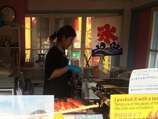 Hoài cổ với văn hóa sushi ở Otaru - 12