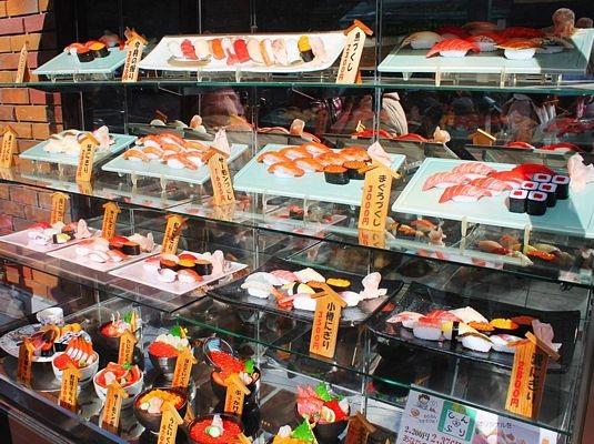 Hoài cổ với văn hóa sushi ở Otaru - 14