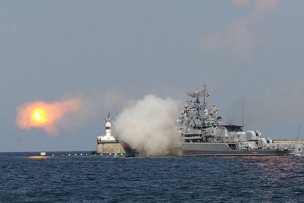 Chiêm ngưỡng loạt tàu chiến Nga tham gia tiêu diệt IS ở Syria - 6