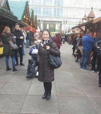 Hội chợ Giáng Sinh Berlin hôm qua, hôm nay… - 12