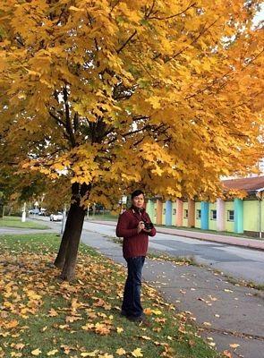 Ostrava mùa Xanh - Vàng - Đỏ - Trắng - 9