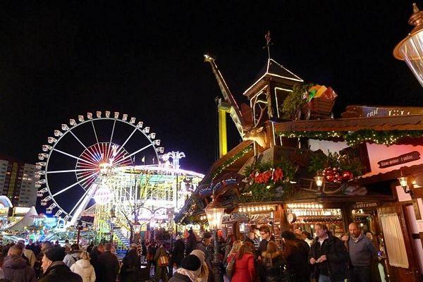 Hội chợ Giáng Sinh Berlin hôm qua, hôm nay… - 2