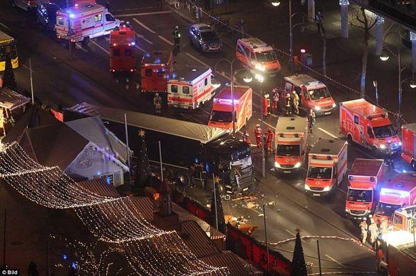 Hội chợ Giáng Sinh Berlin hôm qua, hôm nay… - 4