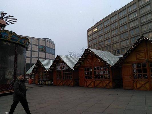 Hội chợ Giáng Sinh Berlin hôm qua, hôm nay… - 6