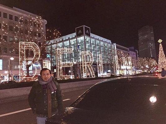 Hội chợ Giáng Sinh Berlin hôm qua, hôm nay… - 8