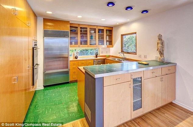Nam diễn viên nổi tiếng mới tậu ngôi nhà này năm ngoái với giá hơn 2,6 triệu đô la