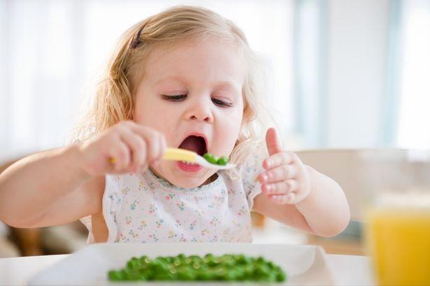 Mách mẹ cách giúp bé tăng cân nhanh chóng - 2