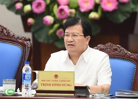 Phó Thủ tướng Trịnh Đình Dũng yêu cầu rà soát lại quy hoạch các sân bay tại Việt Nam.