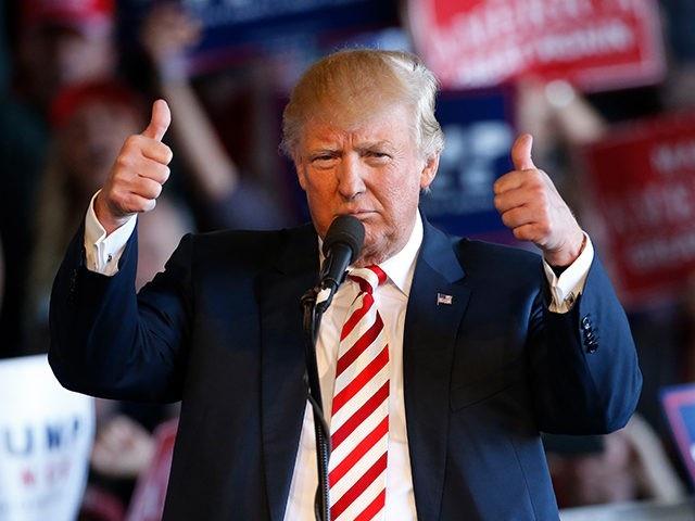 Ứng viên tổng thống đảng Cộng hòa Mỹ Donald Trump. (Ảnh: Getty)