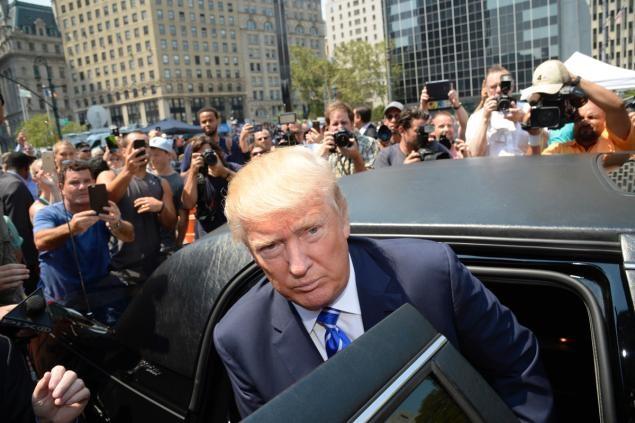 Ông Trump sẽ hầu tòa vào cuối tháng 11 này. (Ảnh: Reuters)