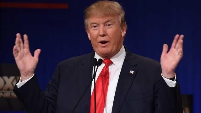 Tổng thống đắc cử Mỹ Donald Trump. (Ảnh: AFP)