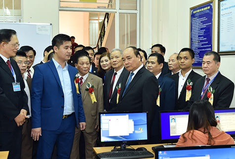 Thủ tướng đề nghị ĐH Kinh doanh và Công nghệ đề xuất mô hình, giải pháp đột phá trong tuyển sinh - 3