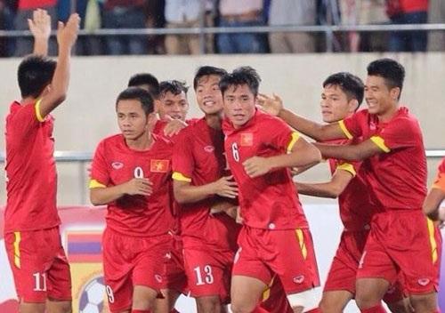 U19 Việt Nam đã có chiến thắng xuất thần trước U19 Triều Tiên