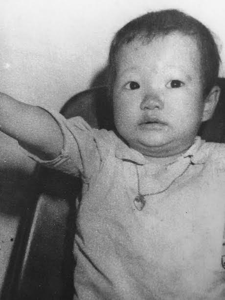 Thúy Nga sinh năm 1976 tại Quảng Trị