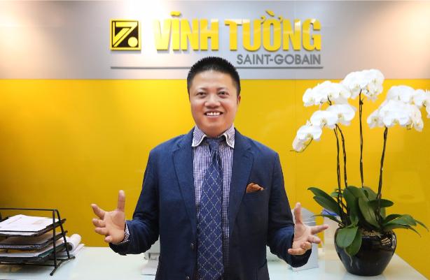 Ông Đặng Minh Phương - GĐ điều hành VĩnhTường, Khu vực Miền Bắc