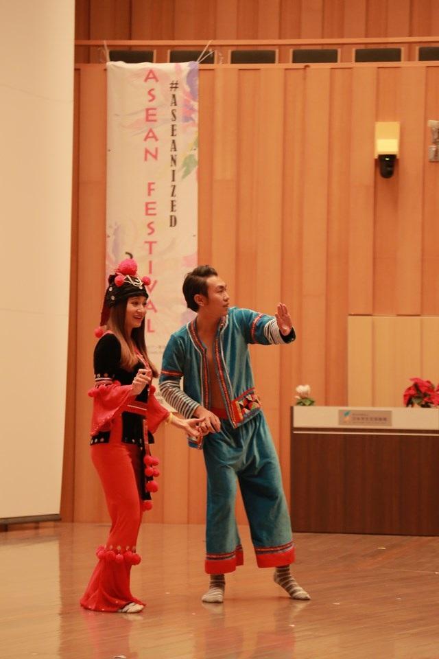 """Hội sinh viên Việt """"ẵm"""" 2 giải Nhất lễ hội Đông Nam Á tại Tokyo - 5"""