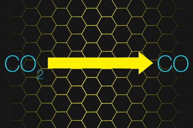Biến đổi khí nhà kính thành xăng - 1