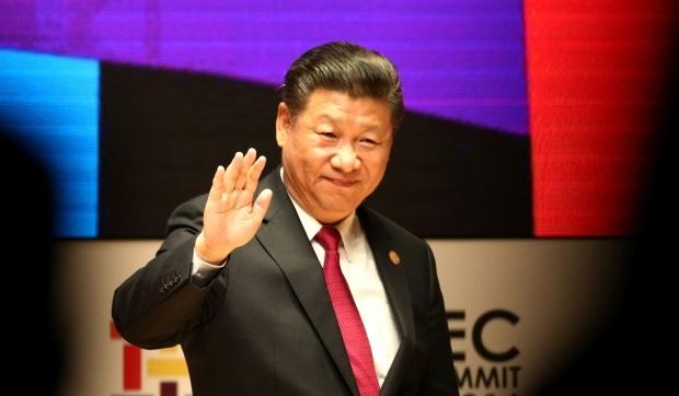 Chủ tịch Trung Quốc Tập Cận Bình kêu gọi các nhà lãnh đạo châu Á - Thái Bình Dương nhanh chóng tham gia các hiệp định thương mại do Bắc Kinh hậu thuẫn. (Ảnh: Reuters)