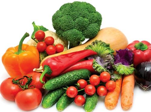 Ăn nhiều rau củ giàu chất xơ giúp nuôi dưỡng lợi khuẩn