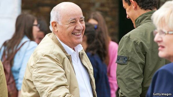 Ông chủ Zara giàu thứ 2 thế giới nhưng không thích làm từ thiện - 1