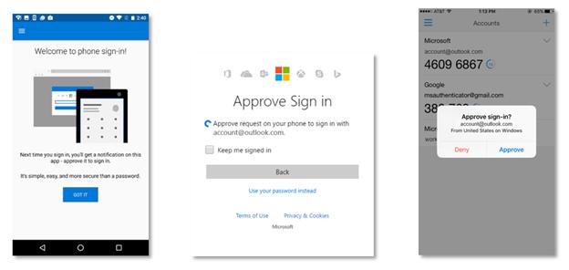 Microsoft đang muốn thay thế phương pháp bảo mật và đăng nhập dựa trên mật khẩu vốn đã có từ rất lâu đời.