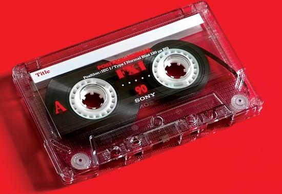 Hình ảnh một băng Cassette quen thuộc với các thế hệ 7X, 8X