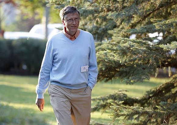 Một ngày của Bill Gates khác người thường như thế nào? - 1