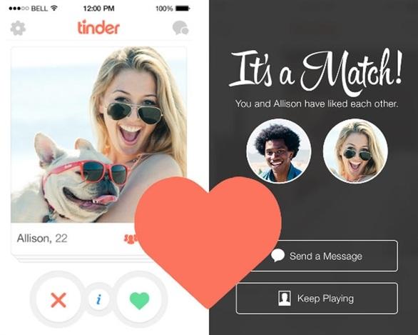 Ứng dụng hẹn hò dành cho giới trẻ đứng đầu bảng xếp hạng App Store - 1