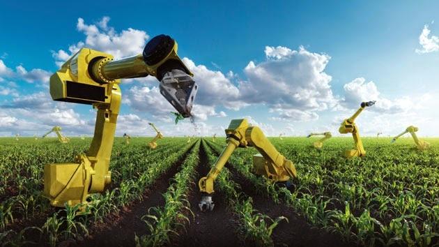 Nếu robot này được bán tại Việt Nam, nhiều nông dân sẽ mất việc? - 1