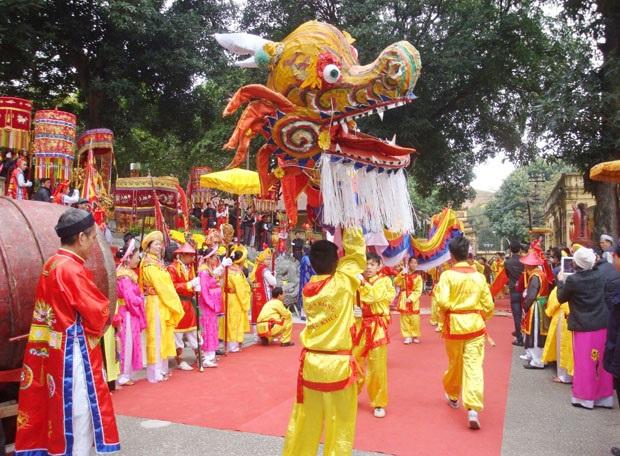 Vào dịp Tết Đinh Dậu, Hoàng thành Thăng Long sẽ tổ chức rất nhiều hoạt động vui chơi.
