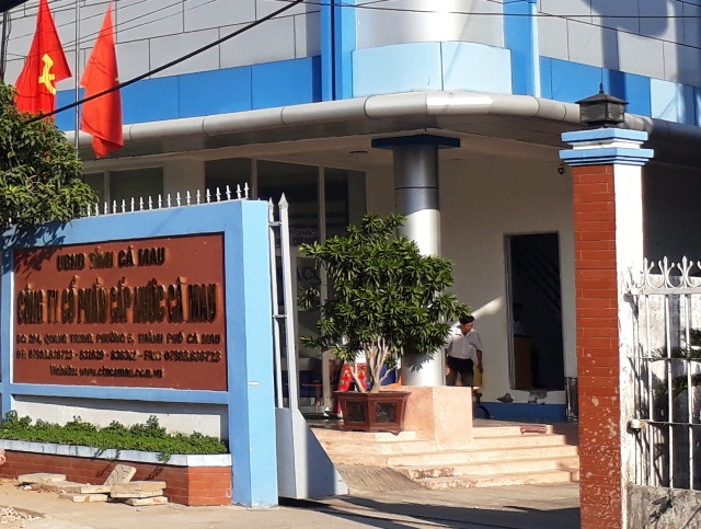 Mặc dù phía UBND tỉnh Cà Mau đã ban hành nhiều văn bản chỉ đạo, xử lý nhưng phía Công ty Cấp nước vẫn không chịu nhận lại người lao động.