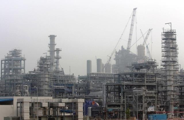 Dự án lọc hóa dầu Nghi Sơn chậm tiến độ so với kế hoạch đề ra