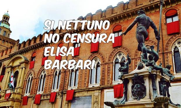 Bước tượng Neptune là một biểu tượng của thành phố Bologna nói riêng, và nước Ý nói chung