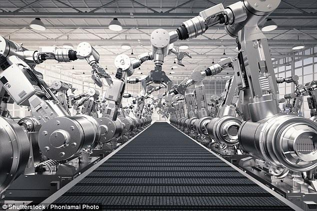 Robot sẽ sớm thay thế nhân công trong lao động?