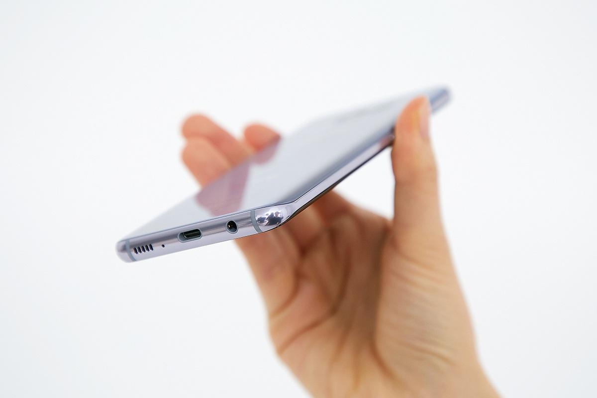 Nhìn lại 4 chi tiết chưa hoàn thiện trên Galaxy S8/S8+ - 2