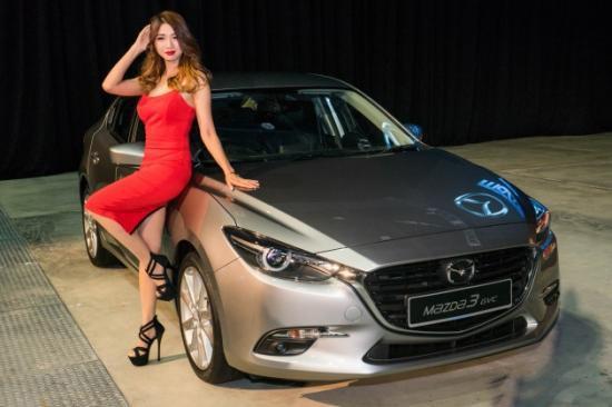 Mazda3 2017 có mặt tại Malaysia với giá từ 560 triệu đồng - 1