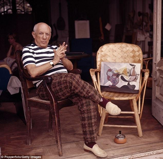 Chiếc nhẫn do chính Pablo Picasso thiết kế và thực hiện dành tặng cho nàng thơ - người tình Dora Maar sắp được đem ra đấu giá.