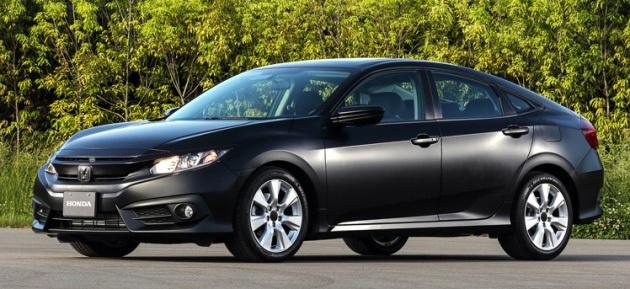 Honda sẽ trang bị cho Civic hộp số tự động 8 cấp - 2