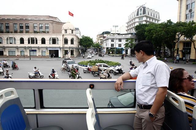 Xe bus hai tầng tại Hà Nội được sản xuất ở đâu? - 14