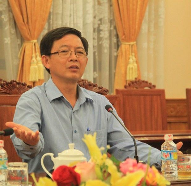 Chủ tịch UBND tỉnh Bình Định Hồ Quốc Dũng yêu cầu tạm đình chỉ công tác đối với Phó Hạt Kiểm lâm huyện An Lão và Kiểm lâm phụ trách địa bàn xã An Hưng