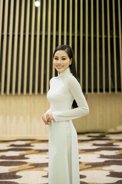 Con gái diễn viên Kiều Trinh bất ngờ dự thi Hoa hậu Đại Dương - 8