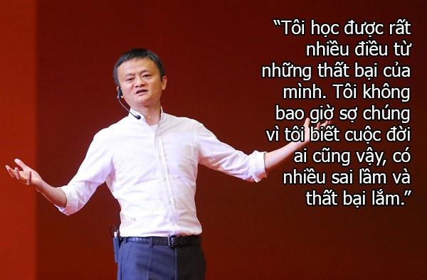 Những câu nói truyền cảm hứng của Jack Ma với sinh viên Việt Nam - 1