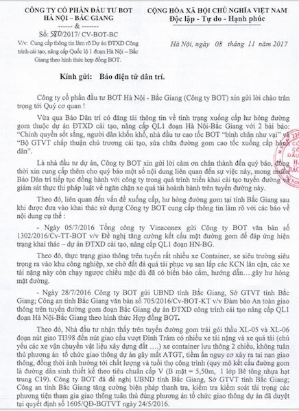 """Bắc Giang: Đường gom cao tốc """"hành"""" dân, nhà đầu tư cam kết khắc phục trước Tết nguyên đán - 1"""