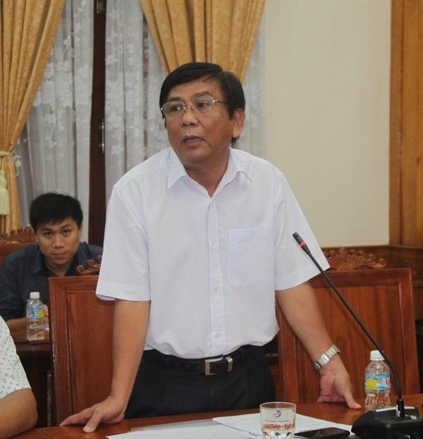 Ông Bùi Văn Vương, Giám đốc Cảng vụ hàng hải Quy Nhơn (Bình Định) cho rằng vùng neo đậu phía trong Cảng Quy Nhơn đã quá tải?